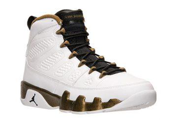 """国内8月22日発売!着用動画!Air Jordan 9 """"Copper Statue""""/On Feet"""