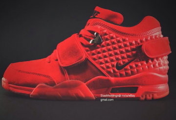 "First Look at the Nike Air Cruz ""Red October"""