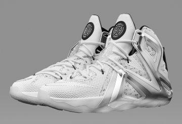 9月発売予定 Pigalle x NikeLab LeBron 12 Elite