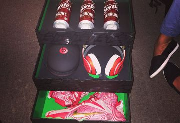 Limited Edition Beats By Dre/Nike/Sprite LeBron Mix Package