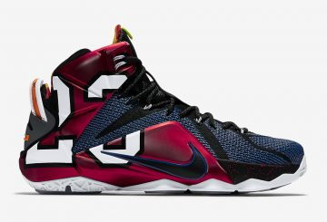 """Nike LeBron 12 """"What The"""" Official Photos"""