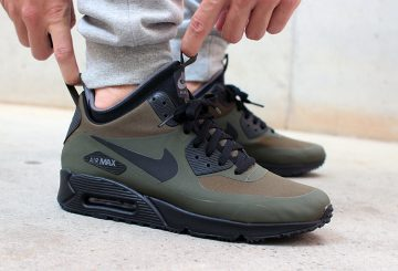NIKE AIR MAX 90  WINTER-READY DESIGNS