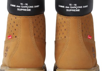 movie!2013F/W Supreme x Timberland 6″ Black Snake Boot (Review w/On Feet)