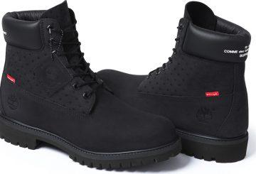 12月3日追記★抽選情報!Comme des Garçons Shirt / Supreme  timberland 6-inch boot  at doverstreetmarket.