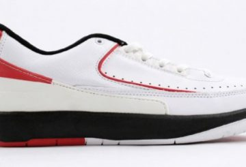 "リーク!来年復刻? Air Jordan 2 Low ""Chicago"""