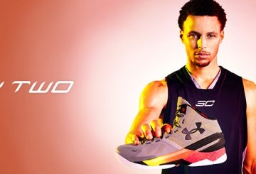 STEPHEN CURRY 来日!!CURRY 2も日本発売確定!!