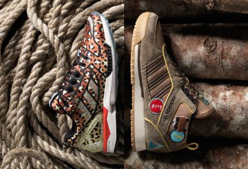 ADIDAS ORIGINALS COLLABORATION WITH EXTRA BUTTER