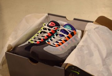 AIR MAX 95再販?NEW OPEN 9/4(FRI) GRAND OPEN Sports Lab by atmos SHIBUYA ヒカリエShinQs 4F