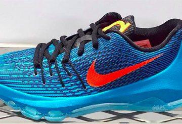 10月下旬発売予定!Nike KD 8 OKC Thunder Release Date(Kevin Durant / ケビン・デュラント)