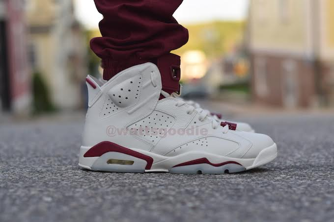 maroon-air-jordan-6-nike-air-on-feet-3