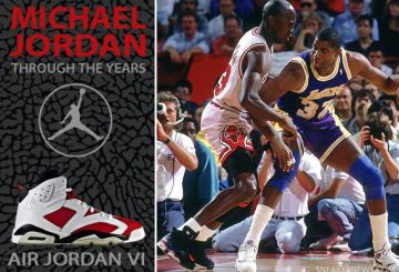 "祝★初復刻!MOVIE★ AIR JORDAN6""maroon"" Michael Jordan Chicago Bulls 1991 NBA Championship run, the road to the trophy (エアージョーダン6 マルーン)"