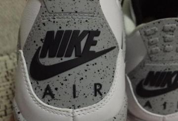 """10月19日追記★ 2016年2月13日発売予定★ Nike Air Jordan 4 OG """"White Cement""""【エアジョーダン4】"""