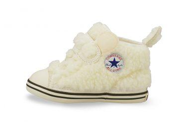 11月4日追記★赤ちゃんの防寒スニーカーに最適★BABY ALL STAR® KUMA V-1