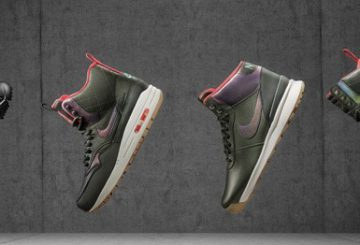 Nike Sneakerboot 2015 Collection