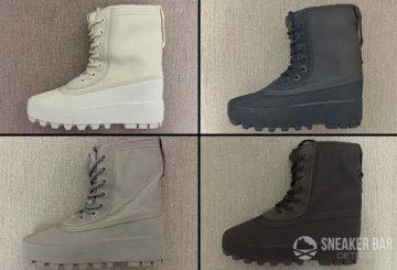 10月22日追記★10月29日発売?詳細カラー★ adidas Yeezy 950