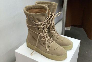 NEWIMAGES ★adidas Yeezy Boot Kanye West's Season 2