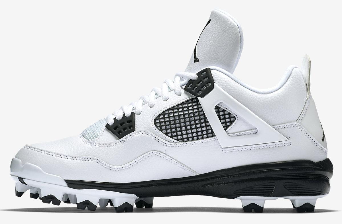 air-jordan-4-cleats-white-black-2