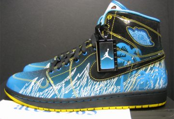 "過去の名作★MOVIE AIR JORDAN 1 ""DOERNBECHER """