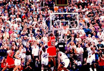 ★MOVIE  Michael Jordan – Last Shot (Game 6, 1998 NBA Finals) JORDAN来日