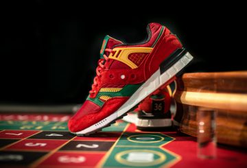 "11月9日入荷情報★10月16日発売★Just Blaze x Packer Shoes x Saucony Grid SD ""Casino"""