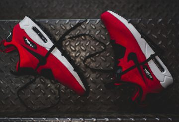 "Nike Air Max 90 Mid Winter ""Gym Red"""