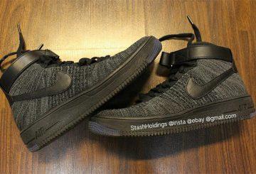 10月7日追記 Nike Flyknit Air Force 1 【フライニット エアーフォース1】