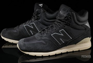 防寒仕様★ New Balance 696 Mid-Top Boot