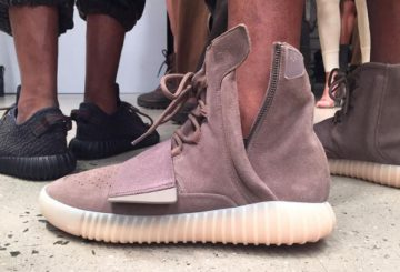 11月発売?adidas Yeezy Boost Releasing on Black Friday