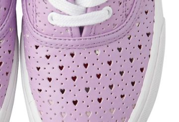 sale情報★MILKFED. (ミルクフェド)  KEDS BY MILKFED HEART PUNCHED LEATHER