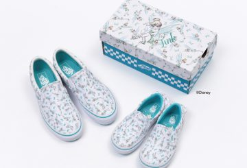 "11月20日発売★ VANS × DISNEY   ""Sofia the First""  ""Tinker Bell""  【バンズ×ディズニー】"