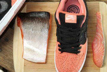 """11月15日追記★国内情報★Premier x Nike SB Dunk Low """"Salmon"""" (313170-603)【ナイキ ダンクSB ロー】"""
