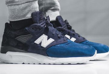 "Ronnie Fieg x New Balance 998 ""City Never Sleeps"" 【ニューバランス998  ロニー・フィーグ】"