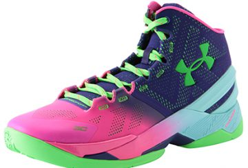 MOVIE★UNDER ARMOUR Stephen curry 2 northern lights 【アンダーアーマー カリー2】