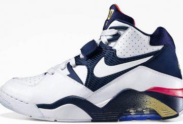 2016年復刻?Nike Air Force 180 'Olympic' 【ナイキ エアフォース180 オリンピック】
