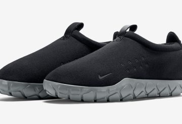 "Nike Air Moc ""Tech Fleece"" 【ナイキ エアモック テックフリース】"