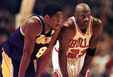 Tribute KOBE★ Michael Jordan vs Kobe Bryant Highlights (NBA All-Star Game 1998)