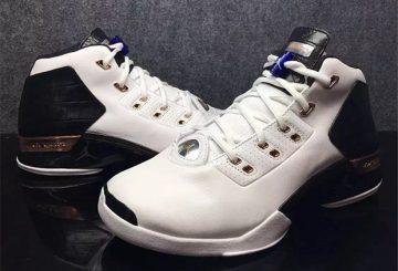 """4月発売予定★NIKE Air Jordan 17 + 832816-122   """"Copper"""" 【ナイキ エアジョーダン17 カッパー】"""