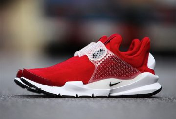 "まもなく発売★Nike Sock Dart ""Gym Red"" 819686-601"