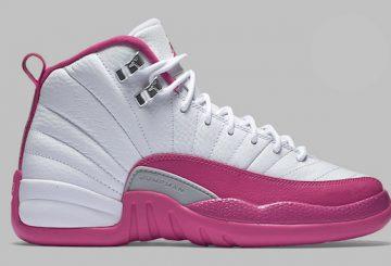 検索リンク追記★movie★国内2月20日発売★nike Air Jordan 12 GG 510815-109  Dynamic Pink