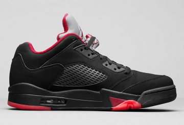 "MOVIE★ NIKE AIR JORDAN 5 RETRO LOW  (819171-001) ""ALTERNATE"" 【ナイキ エアジョーダン5 ロー】"