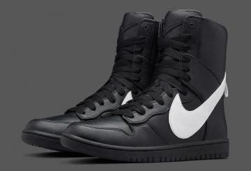 2月11日発売予定★Ricardo Tisci x NikeLab Dunk Lux High 841647-010 【リカルド・ティッシ×ナイキラボ ダンク ハイ】