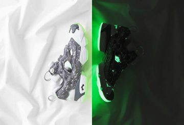 "2月3日PM8時先行予約開始★atmos別注★ Reebok Insta Pump Fury ""Glow in the Dark"" Pack"