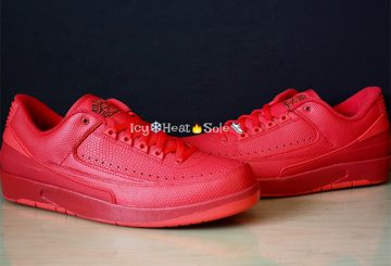 "4月発売予定★ NIKE AIR JORDAN 2 LOW ""CHICAGO"" 832819-606"