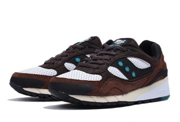 "発売中★WEST NYC x SAUCONY SHADOW 6000 ""FRESH WATER"" 【サッカニー シャドウ6000】"