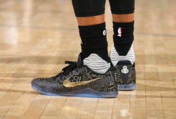 WEARING  PIC BY DeMar DeRozan★NIKEID KOBE 11 MAMBA DAY MULTI/MULTI 865773-911 【ナイキID コービー11 】