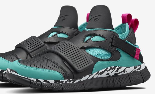 Nike-Free-Huarache-Carnivore-DEEP-EMERALD-1