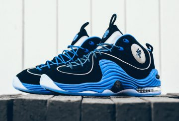 4月8日発売★Nike Air Penny 2 Black/Varsity Royal-Metallic Silver 333886 005 【ナイキ エアペニー 2】