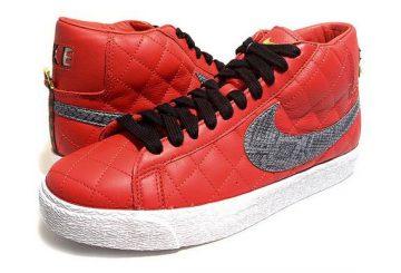 過去の名作★MOVIE★3カラー Supreme × Nike Blazer SB  【シュプリーム× ナイキ ブレイザー SB】