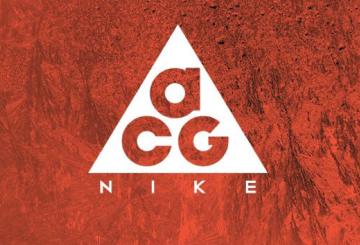 5月19日発売★NIKE ACG COLLECTION 【ナイキ ACG コレクション】