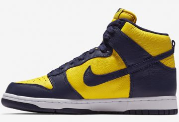 MOVIE★ 5月14日発売★ Nike Dunk Retro QS Varsity Maize/Midnight Navy  850477-700 【ナイキ ダンク 】